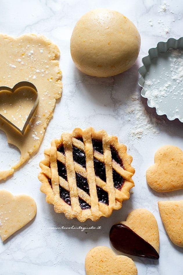 Pasta Frolla Vegan : Pasta Frolla Senza Uova, Burro e Latte (facile e Golosa)
