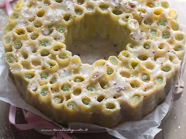 Timballo di pasta - Ricetta Timballo di pasta-