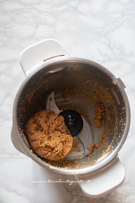 frullare il pandoro - Ricetta Rotolo di pandoro