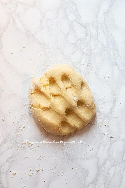 impasto morbido al limone - Ricetta Biscotti al limone