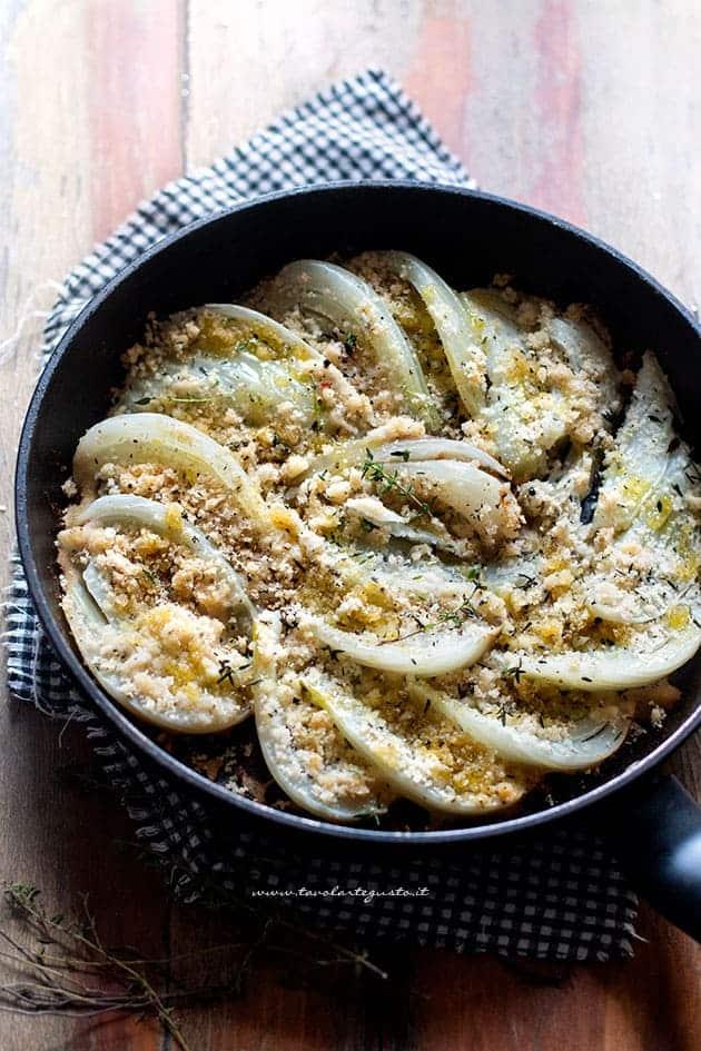 finocchi in padella - Ricetta Finocchi in padella