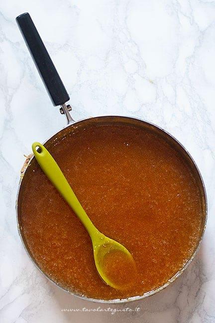 frullare la marmellata di arance - Ricetta Marmellata di arance