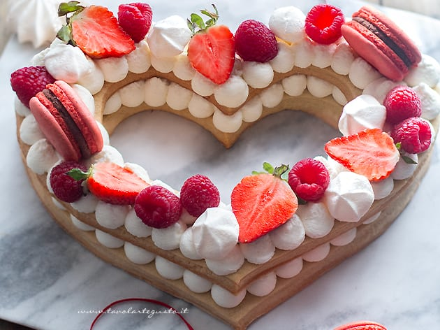 Cream Tart - Ricetta Cream Tart Cake-