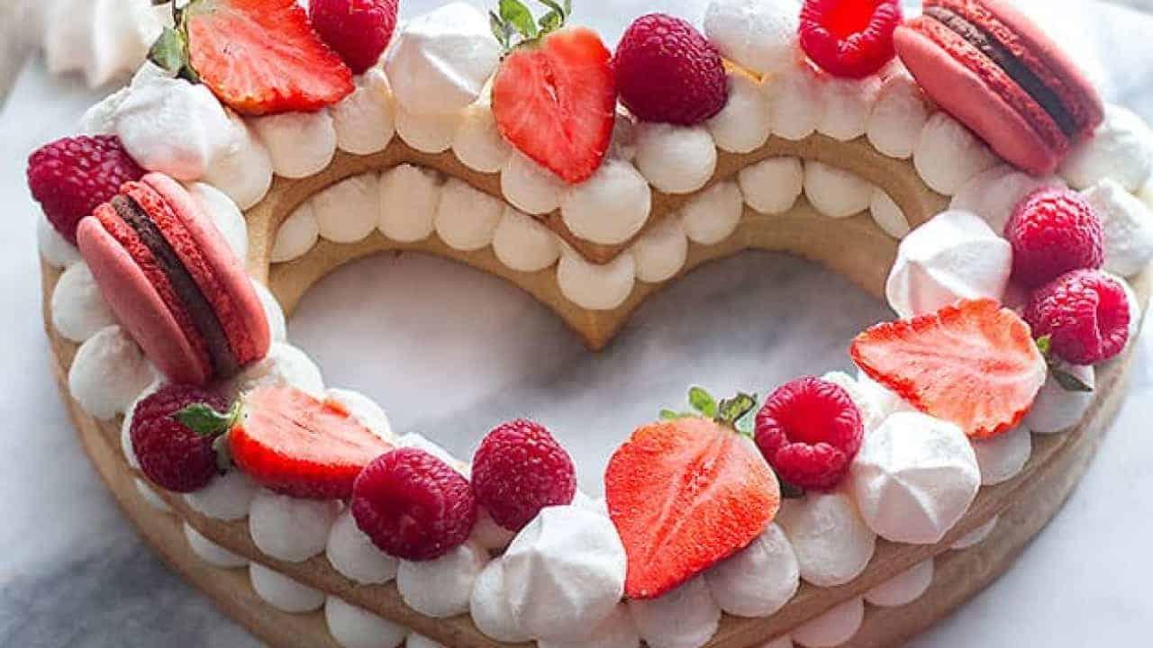 Idee Per Decorare Una Torta cream tart : la ricetta originale passo passo (con forma stampabile )