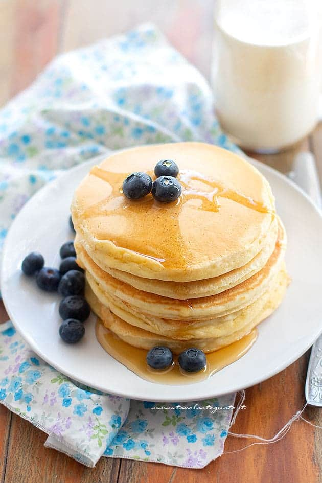 Pancake - Ricetta Pancake