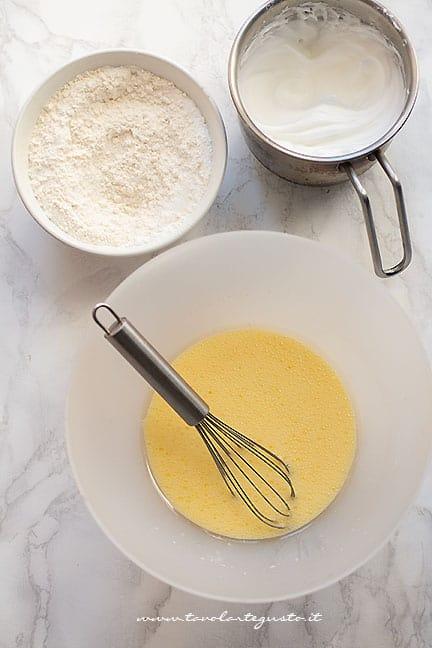 ingredienti pancake - Ricetta Pancake