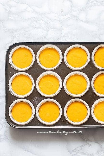come fare i muffin alle carote - Ricetta Muffin alle carote