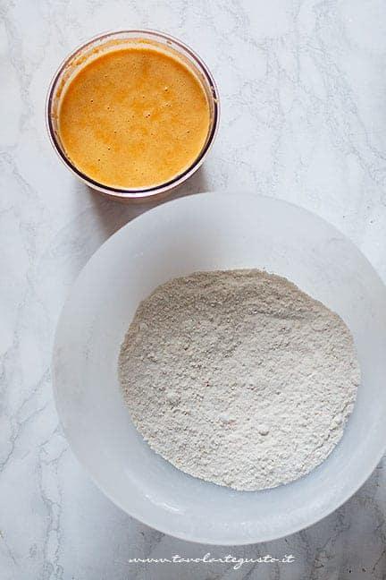 come fare la torta salata di carote - Ricetta Torta salata di carote