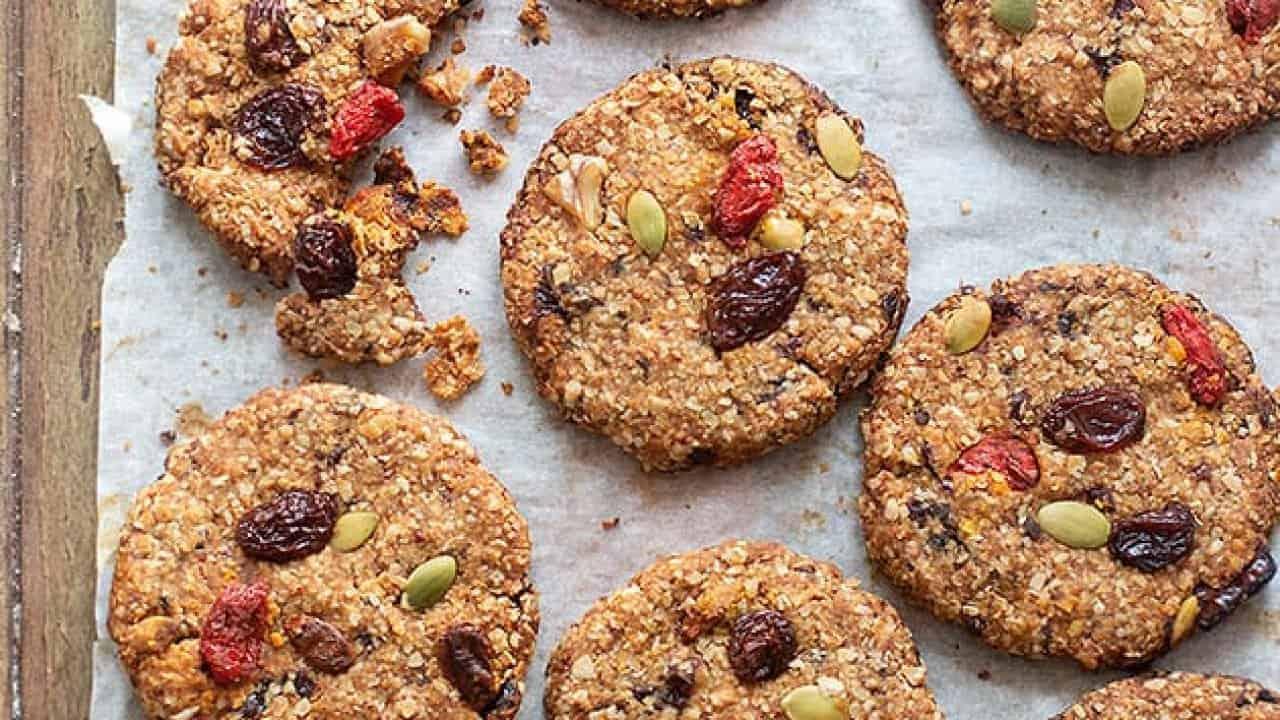 biscotti per colazione fatti in casa dietetici