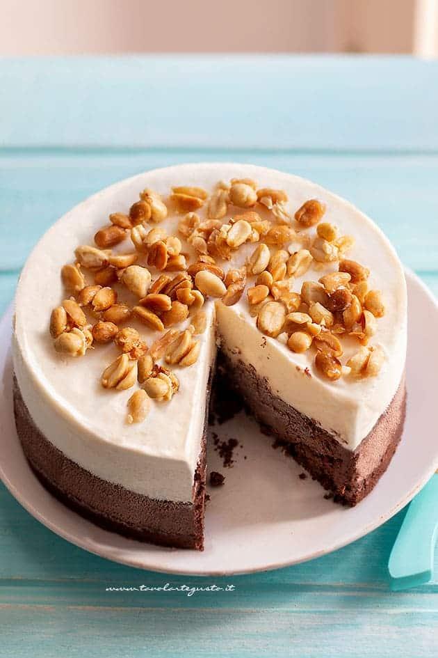 Torta gelato fatta in casa - Ricetta Torta gelato
