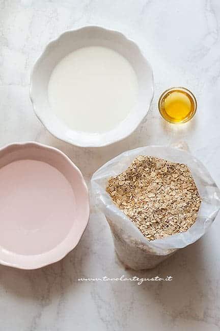 come fare un porridge perfetto - Ricetta Porridge