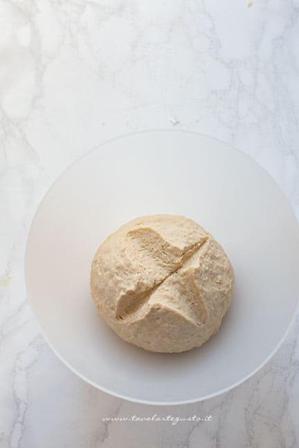 lievitazione - Ricetta gnocco fritto