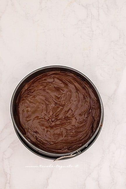 strato di nutella - Ricetta Torta gelato
