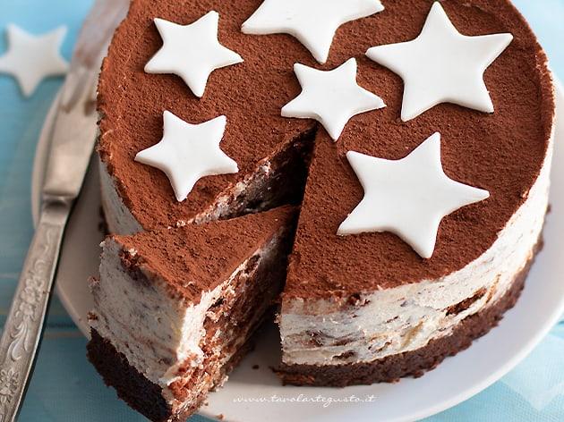 Cheesecake pan di stelle - Ricetta Cheesecake pan di stelle-