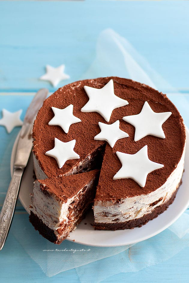 Cheesecake pan di stelle - Ricetta Cheesecake pan di stelle