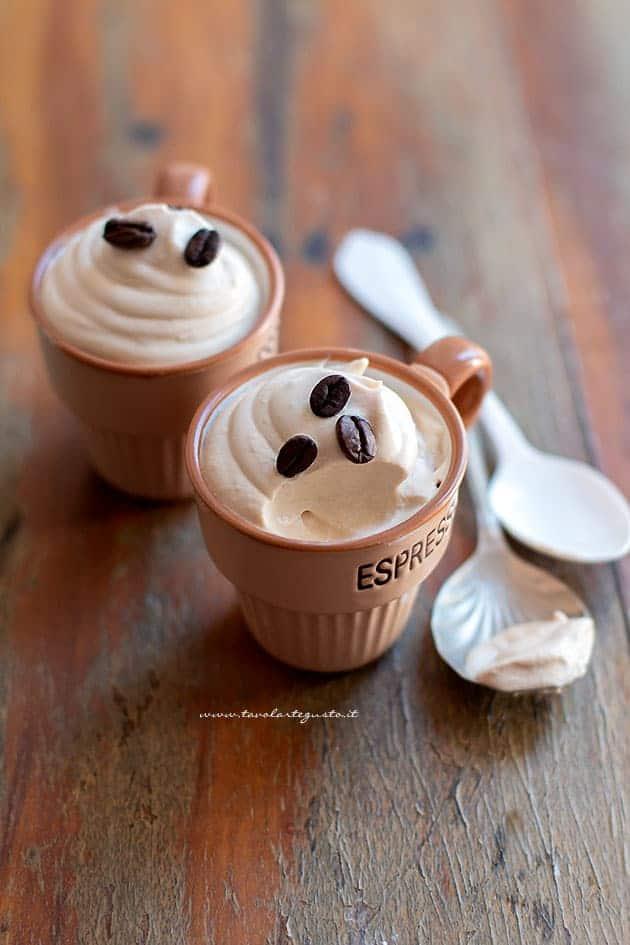 Crema al caffè - Ricetta crema caffè