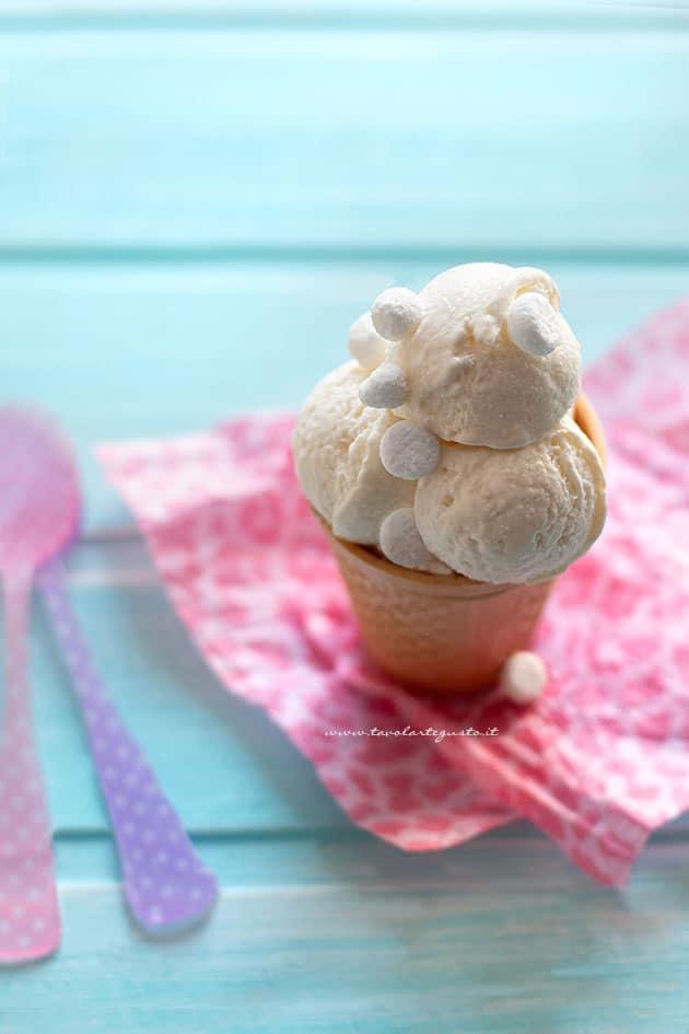 Gelato allo Yogurt, Cremoso e Squisito Senza Gelatiera! (ricetta Veloce!)