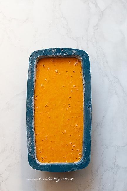 come fare il plumcake alle carote