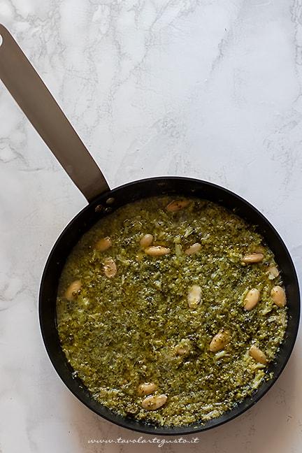 condimento di broccoli cremosi -Ricetta Pasta con broccoli