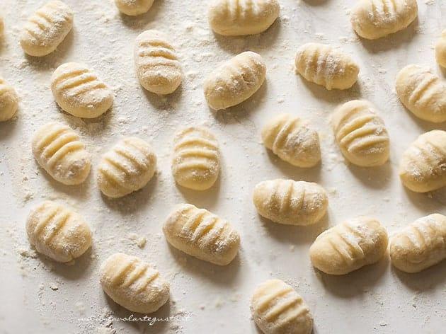 Gnocchi di patate - Ricetta Gnocchi