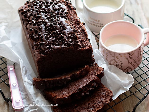 Plumcake senza uova - Plumcake vegan (ricetta veloce)
