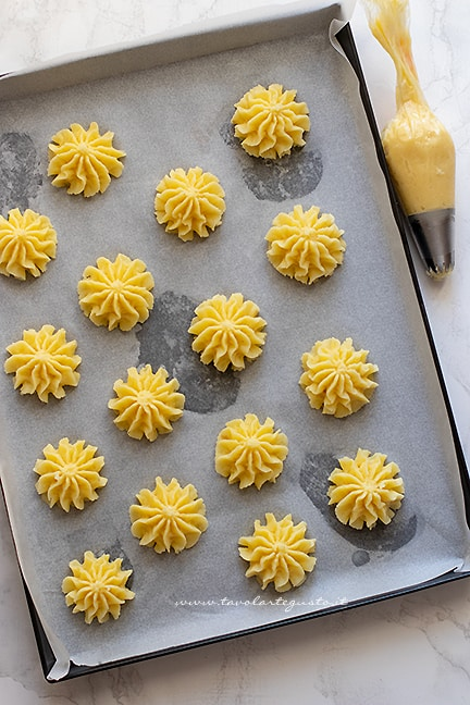 come fare le patate duchessa - Ricetta originale
