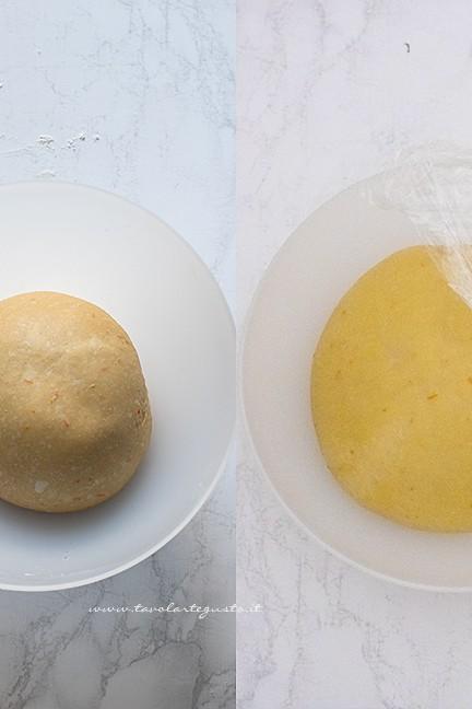 secondo impasto - Ricetta Pandoro