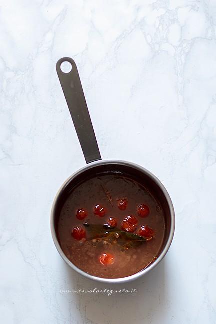 come fare la vellutata di lenticchie (Crema di lenticchie) - Ricetta Vellutata di lenticchie