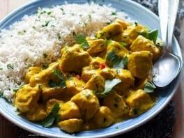 Pollo al curry - Ricetta pollo al curry