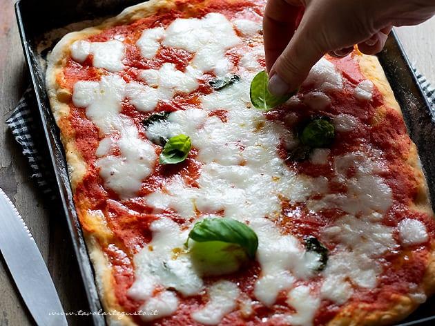 Pizza senza lievito - Ricetta Pizza senza lievito