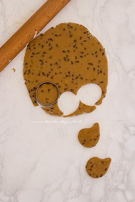 come fare i biscotti con gocce di cioccolato