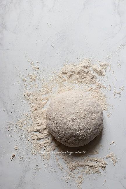 Formare una palla - Ricetta Soda Bread