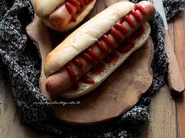 Hot dog - Come fare gli hot dog