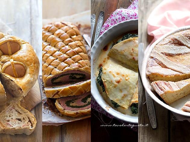 Menu di Pasqua - Ricette pranzo di Pasqua