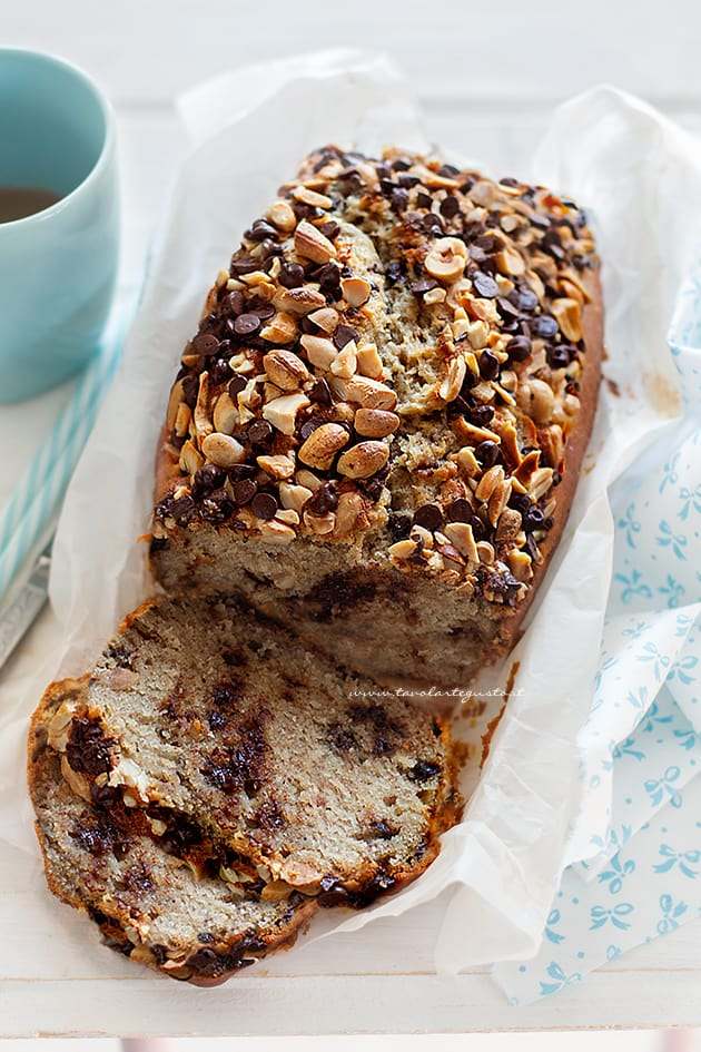 Banana Bread - Ricetta Banana bread-