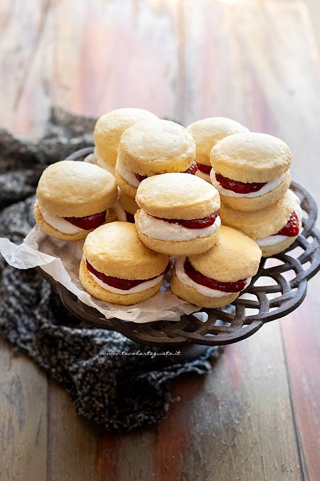 Scones - Ricetta Scones dolci-