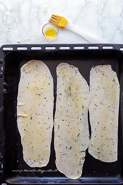 cuocere in forno - Ricetta Lingue di suocera