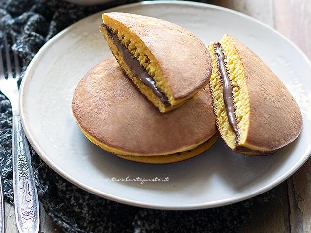Dorayaki - Ricetta Dorayaki