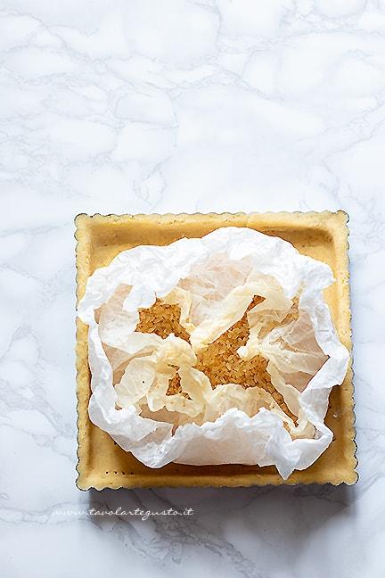 come fare la lemon tart