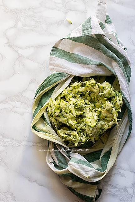 come fare le cotolette di zucchine