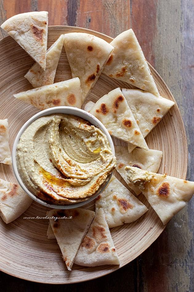 Hummus - Ricetta Hummus di ceci-