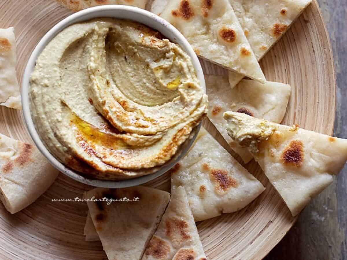 Ricetta Hummus Veloce.Hummus Ricetta Originale Per Fare L Hummus Di Ceci Passo Passo