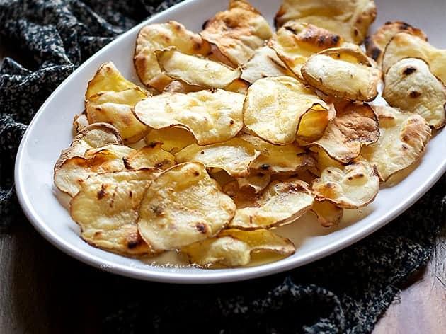 Patate grigliate - Ricetta Patate grigliate