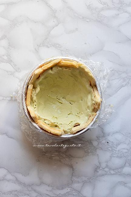 farcire con gelato - Ricetta Zuccotto gelato