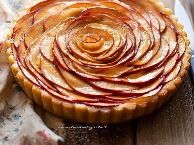Crostata di mele - Ricetta Crostata di mele