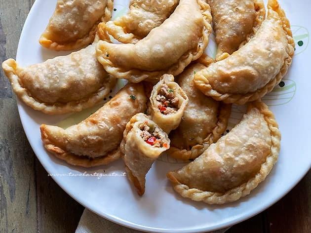 Empanadas - Ricetta Empanadas