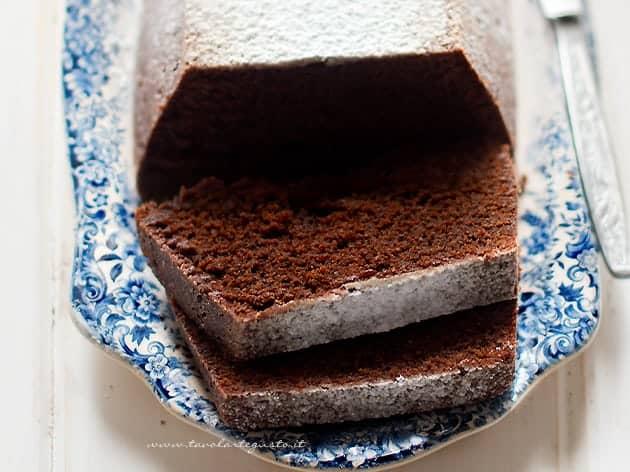 cioccolato - Ricetta Plumcake al cioccolato-