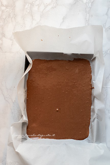 cuocere impasto al cacao - Ricetta Girelle