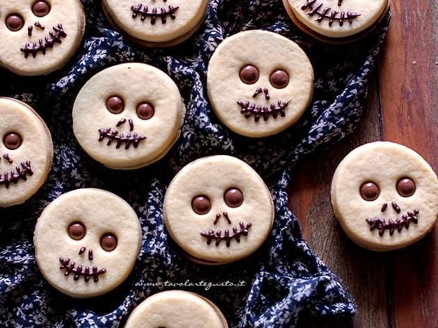 Biscotti di halloween veloci e facili
