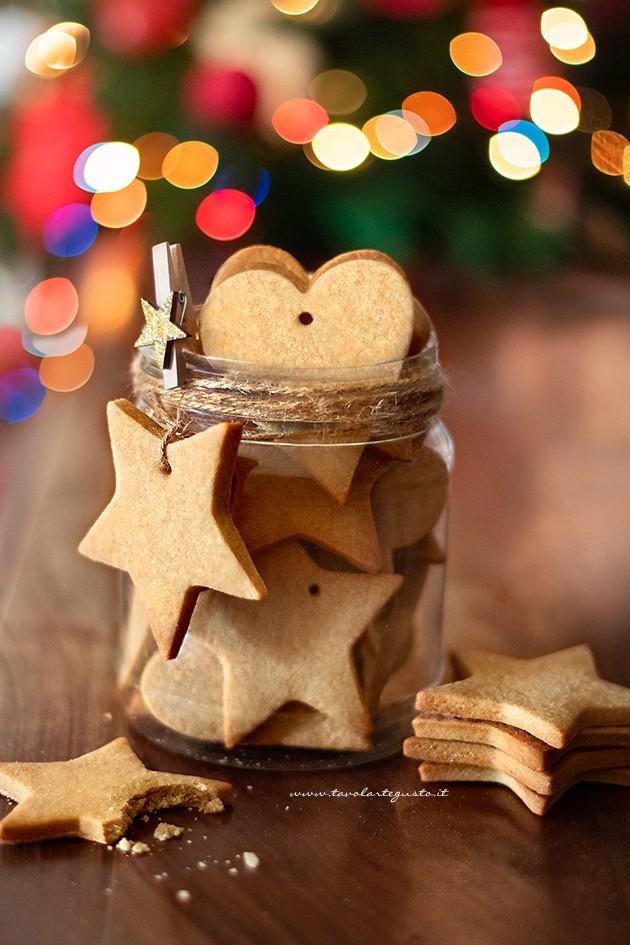 Biscotti alla cannella-